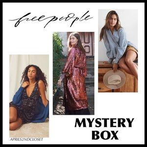 MYSTERY BOX FREE PEOPLE BOHO STYLES A3C